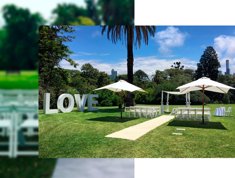 garden weddings in melbourne what you need to know. Black Bedroom Furniture Sets. Home Design Ideas